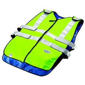 Techkewl Safety Koelvest ANSI Class II