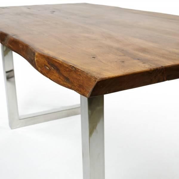 Esstisch Baumkante 160×90