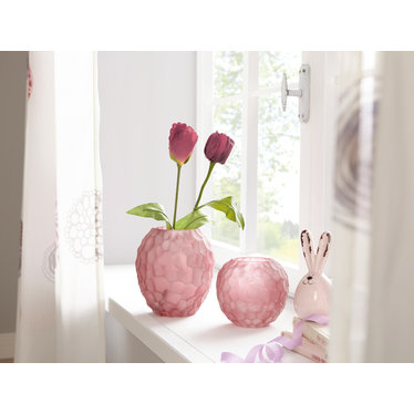"Blumenvase ""Waben"", 2er Set"