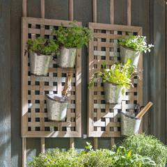 """Deko-Paneel """"Garden"""", 4 tlg."""