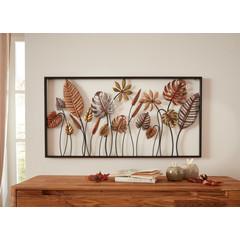 "Metallbild ""Fyld"", 90 x 45 cm"