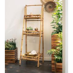 """Stufenregal """"Bamboo"""", klappbar"""