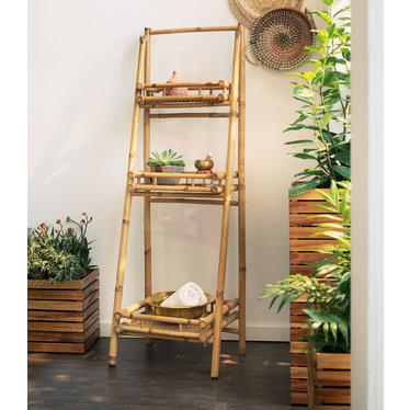 "Stufenregal ""Bamboo"""
