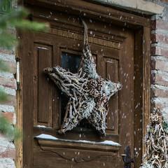 "Stern ""Winter Charme"", 60 cm"