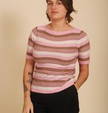 70's Striped Top