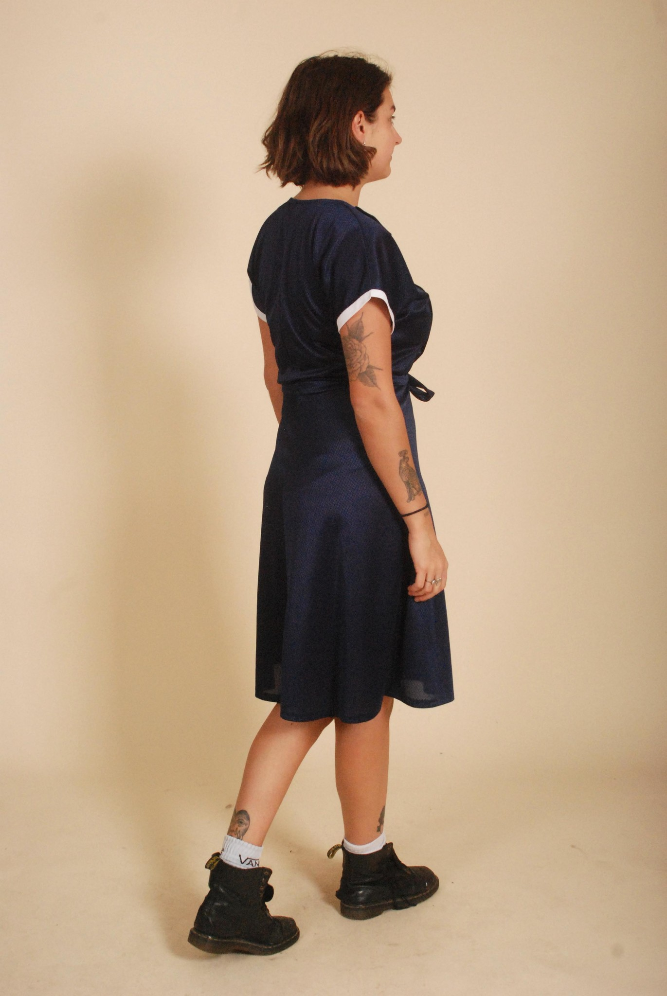 Sailor Style Dress