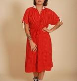 Red Polkadot Dress