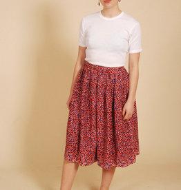 80's Polkadot Skirt