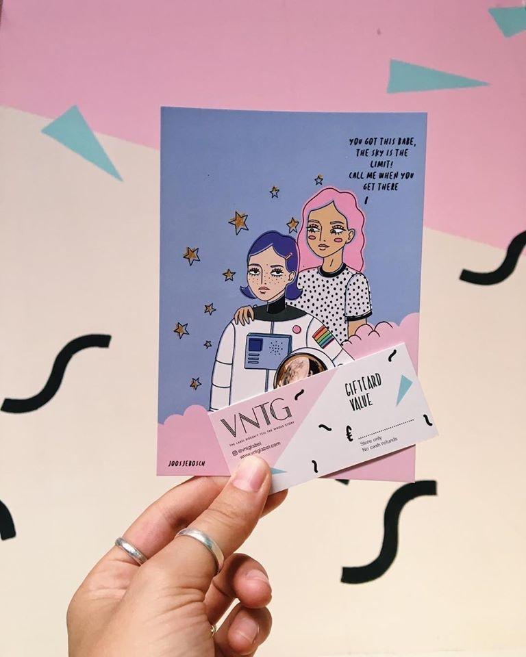 VNTG  GIFT CARD