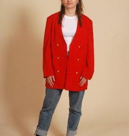 Wool 80s jacket