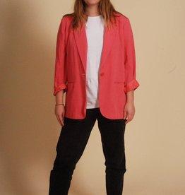 Pink 80s jacket