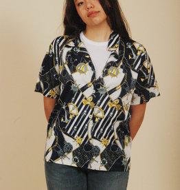 Nautical 80s shirt