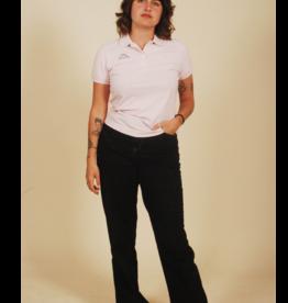Pink 90s Kappa shirt