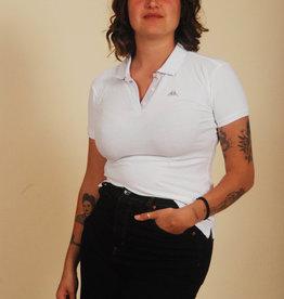 White 90s Kappa shirt