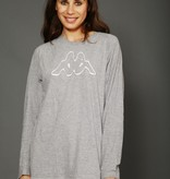 Grey 90s Kappa jumper