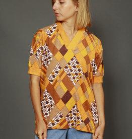 Printed 70s shirt