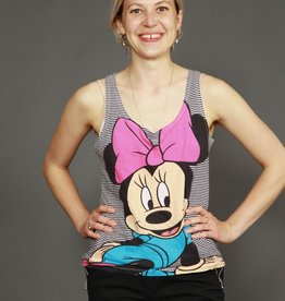 Cute 00s top with Disney print