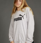 Grey 90s Puma jumper