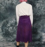 Gorgeous skirt in purple