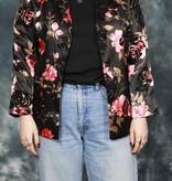 Floral 90s jacket