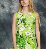 Floral 70s dress