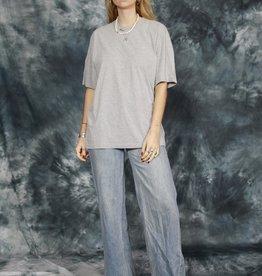 Grey 90s Adidas shirt