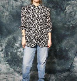Printed 80s shirt