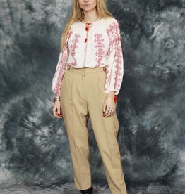 Classic 90s trousers in beige