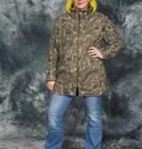Fleece 80s jacket