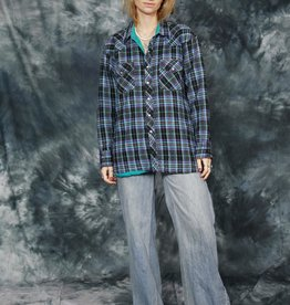 Cool 90s padded flannel