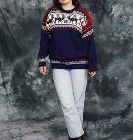 Voss classic wool jumper