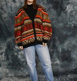 Comfy 80s cardigan