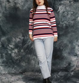 Striped 70s top