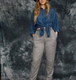 Lovely 90s trousers in grey