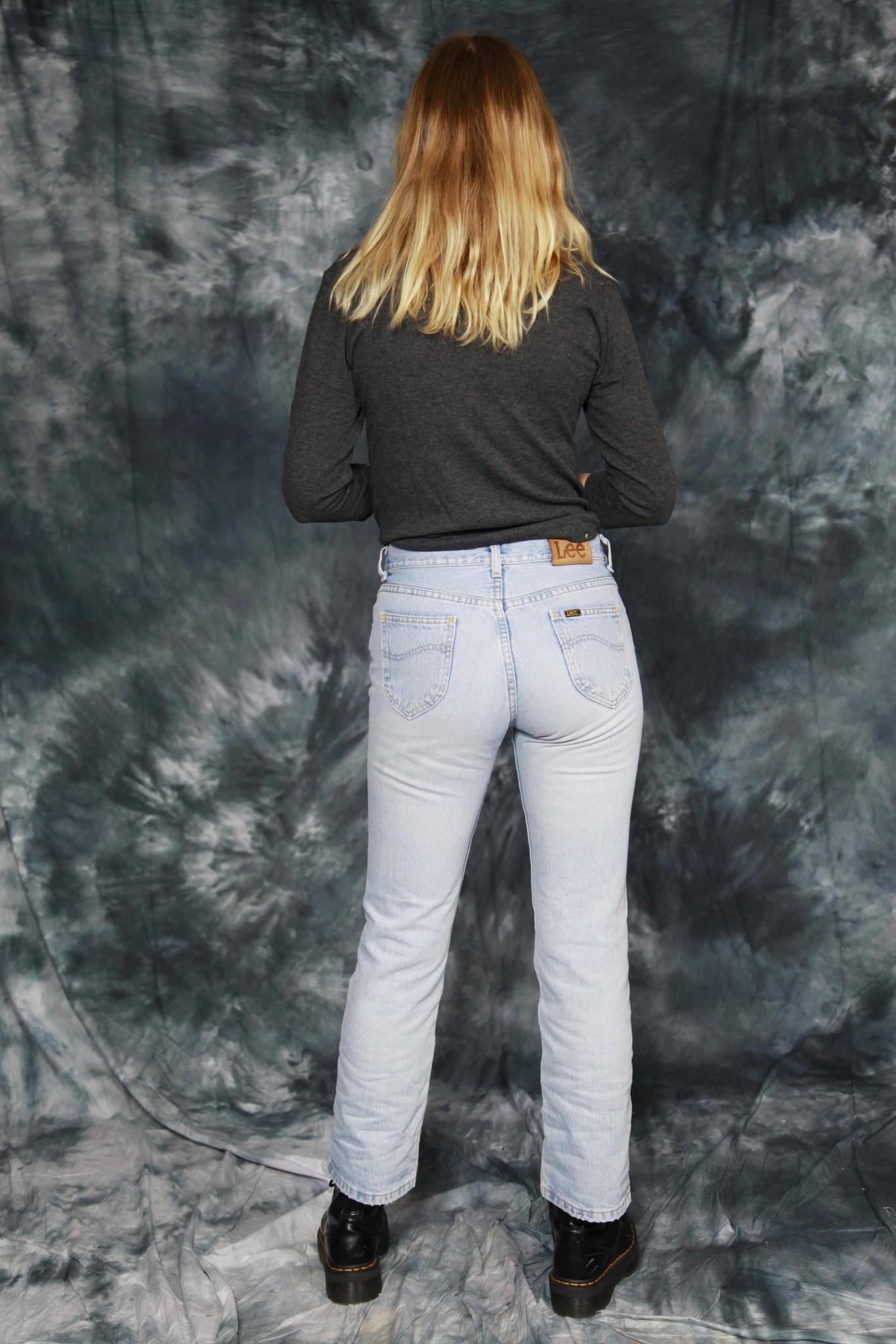 Grey 80s stretch top