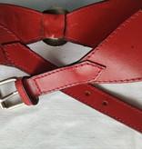 VNTG Beautiful 70s Leather Belt