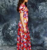 Fabulous 70s maxi dress
