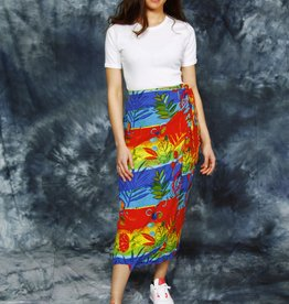 Colorful 90s skirt