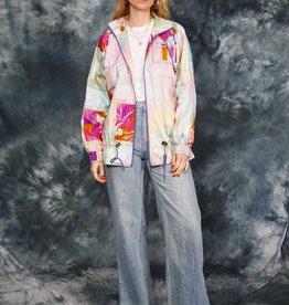 Printed 90s jacket