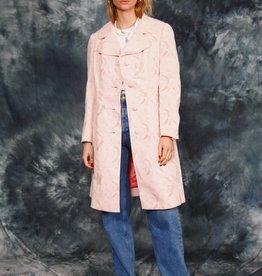 Pink 70s coat