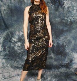 Classy floral dress