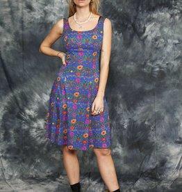 Lovely 70s midi dress