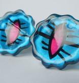 VNTG Amazing 80s Clip Earrings