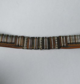 VNTG Amazing 80s Leather Belt
