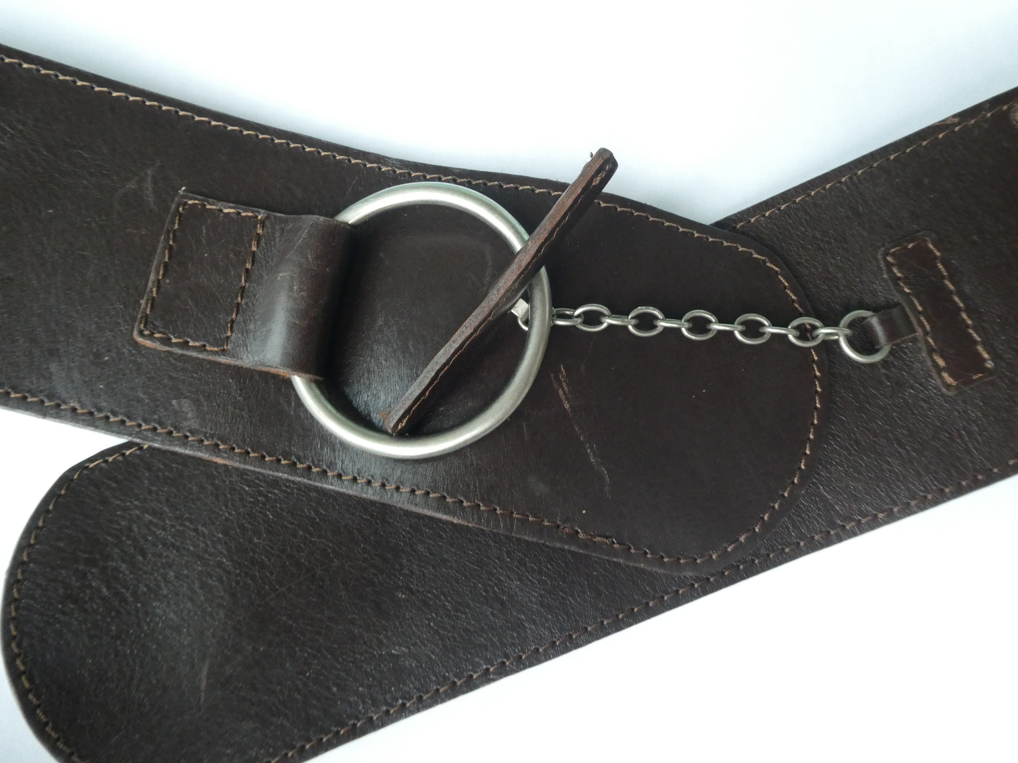 VNTG Awesome 90s Leather Belt