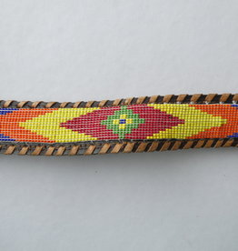 VNTG Amazing 70s Beaded Belt