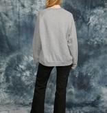 Grey 80s jumper