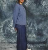 Blue 90s jumper