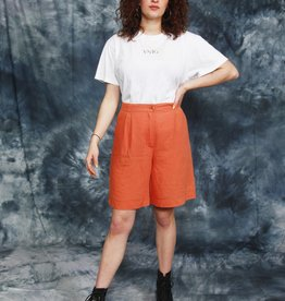 High waist 80s shorts