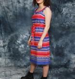 Cute 70s midi dress